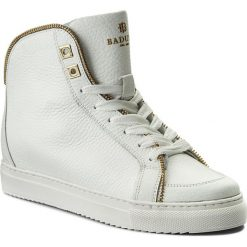 Sneakersy damskie: Sneakersy BADURA – 6337-69-M Biały 1304