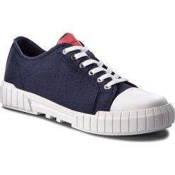 Trampki CALVIN KLEIN JEANS - Beato S1748 Navy. Niebieskie trampki męskie marki Calvin Klein Jeans. Za 519,00 zł.