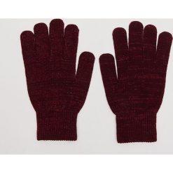 Rękawiczki damskie: Rękawiczki – Brązowy