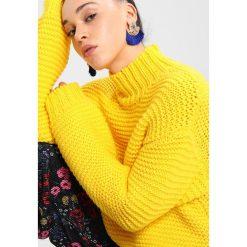 Swetry klasyczne damskie: Gina Tricot POLLY  Sweter dandelion