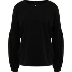DRYKORN NALIE Bluzka z długim rękawem black. Czarne bluzki asymetryczne DRYKORN, xl, z bawełny, z długim rękawem. Za 419,00 zł.