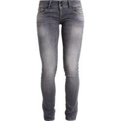 LTB MOLLY Jeansy Slim Fit aurora undamaged wash. Szare jeansy damskie marki LTB, z bawełny. W wyprzedaży za 223,20 zł.