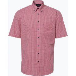 Koszule męskie na spinki: Andrew James – Koszula męska, czerwony