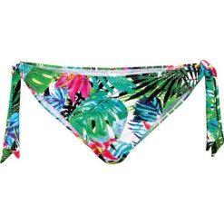 Bez Kategorii: Figi bikini bonprix zielony z nadrukiem