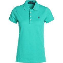 Polo Ralph Lauren Golf REFINED STRETCH Koszulka polo tropical teal. Niebieskie bluzki sportowe damskie Polo Ralph Lauren Golf, xs, z bawełny. Za 419,00 zł.