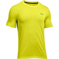 Under Armour Koszulka męska Threadborne Fitted żółta r. M (1289588-772). Żółte koszulki sportowe męskie Under Armour, m. Za 79,99 zł.