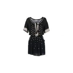 Sukienki krótkie See U Soon  7127030. Sukienki małe czarne marki See u Soon, s, z krótkim rękawem. Za 351,20 zł.