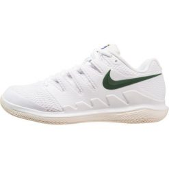 Nike Performance AIR ZOOM VAPOR X HC Obuwie do tenisa Outdoor white/gorge green/light cream/metallic gold. Białe buty sportowe damskie Nike Performance. Za 589,00 zł.