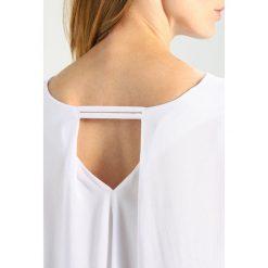 Bluzki asymetryczne: Rich & Royal BLOUSE Bluzka white