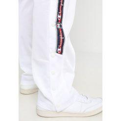 Spodnie dresowe męskie: Champion Reverse Weave SPECIAL SEMI DULL Spodnie treningowe white