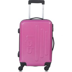 """Walizki: Walizka """"Adrienne"""" w kolorze różowym – 36 x 50 x 22 cm"""