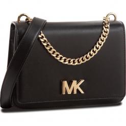 Torebka MICHAEL MICHAEL KORS - Mott 30T7GOXL7L  Black. Żółte torebki klasyczne damskie marki MICHAEL Michael Kors, ze skóry. Za 1529,00 zł.