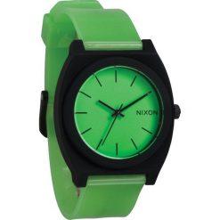 Zegarki męskie: Zegarek unisex Glo Green Nixon Time Teller P A1191110