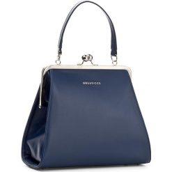 Torebka BELLUCCI - R-110 Ciemny NIebieski. Czarne torebki klasyczne damskie marki Bellucci. W wyprzedaży za 209,00 zł.