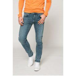Lee - Jeansy LUKE HYPNOTIZE. Niebieskie jeansy męskie skinny Lee, z bawełny. W wyprzedaży za 199,90 zł.