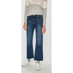 Tally Weijl - Jeansy. Niebieskie jeansy damskie z wysokim stanem marki TALLY WEIJL. W wyprzedaży za 99,90 zł.