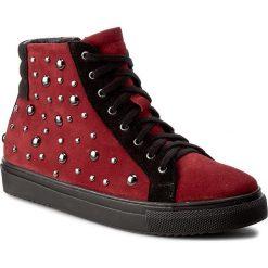 Botki SERGIO BARDI - Adrienne FS127238617MP  808. Czarne buty zimowe damskie marki Sergio Bardi, z materiału, na obcasie. W wyprzedaży za 199,00 zł.