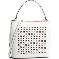 Torebka CREOLE - K10469 Biała. Białe torebki klasyczne damskie Creole, ze skóry. W wyprzedaży za 279,00 zł.