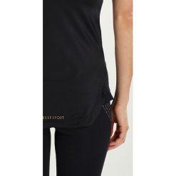 Elle Sport Koszulka sportowa black. Czarne t-shirty damskie Elle Sport, l, z elastanu. W wyprzedaży za 137,40 zł.
