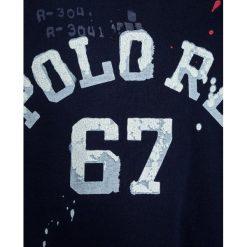 Polo Ralph Lauren GRAPHIC  Bluzka z długim rękawem newport navy. Białe bluzki dziewczęce bawełniane marki UP ALL NIGHT, z krótkim rękawem. Za 169,00 zł.