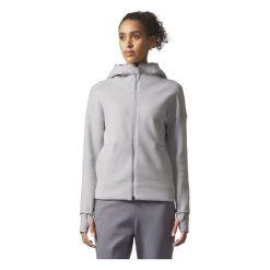 ADIDAS BLUZA ZNE HOOD2 PULSE BQ0099. Szare bluzy damskie marki Adidas. Za 249,00 zł.