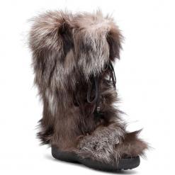 Kozaki NEW ITALIA SHOES - 1415881/1 Silver/Black. Czarne buty zimowe damskie marki New Italia Shoes, ze skóry. Za 1819,00 zł.