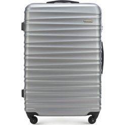 Walizka duża 56-3A-313-00. Szare walizki marki Wittchen, z gumy, duże. Za 199,00 zł.