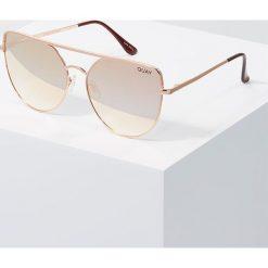 Okulary przeciwsłoneczne damskie: Quay SANTA FE Okulary przeciwsłoneczne rose/pink