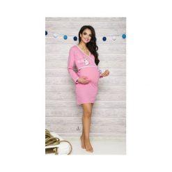 Koszula damska 113 Asia 001 różowa r. XL. Czerwone bluzki ciążowe Taro, xl, moda ciążowa. Za 62,50 zł.
