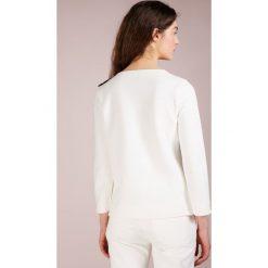 Bluzy rozpinane damskie: J.CREW BOW Bluza ivory