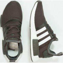 Adidas Originals NMD_R1 Tenisówki i Trampki trace grey metallic/footwear white. Szare tenisówki męskie marki adidas Originals, z gumy. W wyprzedaży za 359,40 zł.