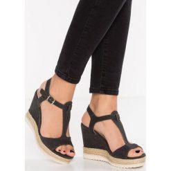 Rzymianki damskie: Refresh Sandały na obcasie black