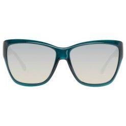 Guess Damskie Okulary Przeciwsłoneczne, Turkusowe. Szare okulary przeciwsłoneczne damskie lenonki marki ORAO. Za 235,00 zł.