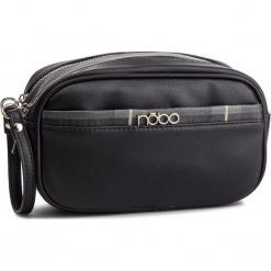Kosmetyczka NOBO - NCOS-MF01-C020 Czarny. Czarne kosmetyczki męskie marki Nobo, ze skóry ekologicznej. W wyprzedaży za 99,00 zł.