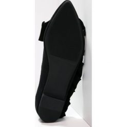 Baleriny damskie lakierowane: Stylesnob GRAY  Baleriny black