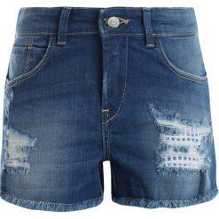 Tiffosi CHLOE  Szorty jeansowe mid dangerous wash. Niebieskie spodenki chłopięce Tiffosi, z bawełny. Za 129,00 zł.