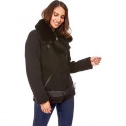 Kurtka zimowa w kolorze czarnym. Czarne kurtki damskie zimowe marki Snowie Collection, s. W wyprzedaży za 227,95 zł.