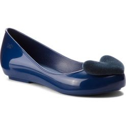 Baleriny damskie: Baleriny ZAXY - New Pop Heart Fem 82540 Navy 90036 BB285021 02064