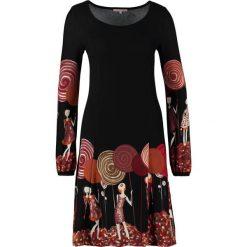 Sukienki: Anna Field Sukienka dzianinowa black/red