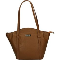 Torba - 167-002-O D C. Szare torebki klasyczne damskie Venezia, ze skóry. Za 299,00 zł.