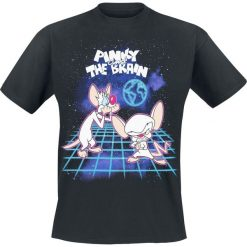 T-shirty męskie: Pinky And The Brain Retro T-Shirt czarny