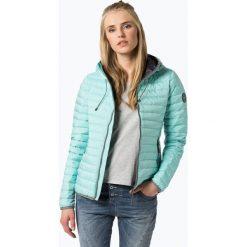 Superdry - Damska kurtka puchowa, niebieski. Niebieskie kurtki damskie puchowe Superdry, l, z puchu. Za 589,95 zł.
