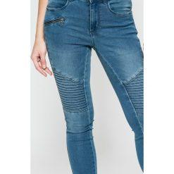 Only - Jeansy. Szare jeansy damskie ONLY. W wyprzedaży za 99,90 zł.