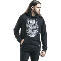 Bluzy męskie: Black Premium by EMP Bodies Bluza z kapturem czarny