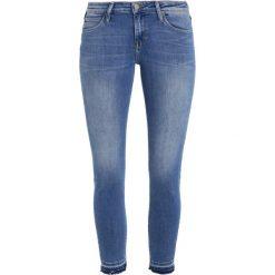 Lee SCARLETT  Jeans Skinny Fit high stakes. Niebieskie rurki damskie Lee. W wyprzedaży za 213,85 zł.