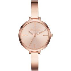 Zegarek MICHAEL KORS - Jaryn MK3735 Rose Gold/Rose Gold. Czerwone zegarki damskie Michael Kors. W wyprzedaży za 739,00 zł.