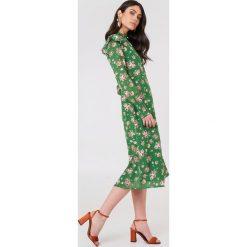 Długie sukienki: FWSS Sukienka Bodil - Green,Multicolor