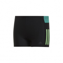 Kostiumy kąpielowe Dziecko adidas  Bokserki do pływania fitness colorblock boys. Białe bielizna chłopięca marki Adidas, m. Za 69,95 zł.