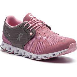 Buty ON - Cloud 00019 Charcoal/Rose 99988. Fioletowe buty do biegania damskie marki KALENJI, z gumy. Za 599,00 zł.