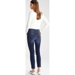 Liu Jo Jeans BOTTOM UP RAMPY H.W.         Jeansy Slim fit denim blue. Niebieskie rurki damskie Liu Jo Jeans. W wyprzedaży za 353,40 zł.